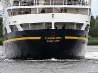 006 Serenissima peatub Pärnus. Foto: Urmas Saard