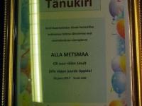 002 Sindi ANK 12. sünnipäev. Foto: Kaur Kasemaa