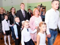 010 Sindi gümnaasiumi esimene koolipäev. Foto: Urmas Saard