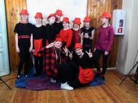 001 Sindi gümnaasiumi jõulupidu. Foto: Urmas Saard