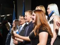 037 Sindi gümnaasiumi lipu päeva kontsert. Foto: Urmas Saard