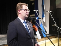 043 Sindi gümnaasiumi lipu päeva kontsert. Foto: Urmas Saard
