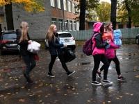 003 Sindi gümnaasiumi õpilased lähevad auhinnareisile. Foto: Urmas Saard