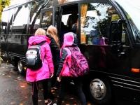 006 Sindi gümnaasiumi õpilased lähevad auhinnareisile. Foto: Urmas Saard