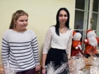 013 Sindi gümnaasiumi õpilaslaadal 2017. a jõulukuul. Foto: Urmas Saard