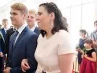 001 Sindi gümnaasiumi põhikooliastme lõpetajate aktus 2019. Foto: Urmas Saard