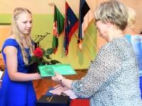 014 Sindi gümnaasiumi põhikooliastme lõpetajate aktus 2019. Foto: Urmas Saard