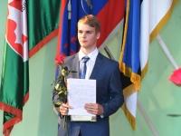 017 Sindi gümnaasiumi põhikooliastme lõpetajate aktus 2019. Foto: Urmas Saard