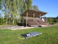 009 Sindi jalgpallistaadioni ehitus. Foto: Urmas Saard