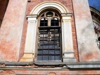008 Sindi Jumalailmumise kiriku taastamine. Foto: Urmas Saard