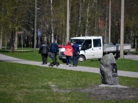 013 Sindi kommunaali tööd Sindi tammikus. Foto: Urmas Saard