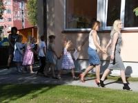 038 Sindi lasteaed õppeaasta esimesel tööpäeval. Foto: Urmas Saard