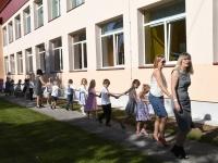 039 Sindi lasteaed õppeaasta esimesel tööpäeval. Foto: Urmas Saard