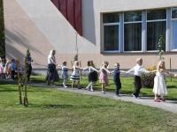 040 Sindi lasteaed õppeaasta esimesel tööpäeval. Foto: Urmas Saard