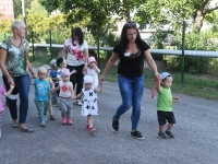 041 Sindi lasteaed õppeaasta esimesel tööpäeval. Foto: Urmas Saard