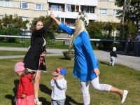 046 Sindi lasteaed õppeaasta esimesel tööpäeval. Foto: Urmas Saard