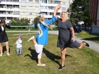 047 Sindi lasteaed õppeaasta esimesel tööpäeval. Foto: Urmas Saard