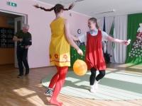 017 Sindi lasteaia 125. sünnipäeva pidu sõimerühma mudilastega. Foto: Urmas Saard