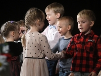 021 Sindi lasteaia kevadpüha kontsert. Foto: Urmas Saard