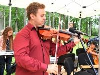 002 Sindi muusikakool Kirikupargi kontserdil. Foto: Urmas Saard