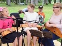 009 Sindi muusikakool Kirikupargi kontserdil. Foto: Urmas Saard