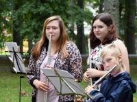 013 Sindi muusikakool Kirikupargi kontserdil. Foto: Urmas Saard