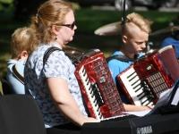 004 Sindi muusikakooli suvekontsert. Foto: Urmas Saard