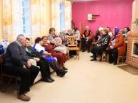 002 Sindi naisliidu pidu sotsiaaltöökeskuses. Foto: Urmas Saard