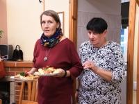 015 Sindi naisliidu pidu sotsiaaltöökeskuses. Foto: Urmas Saard