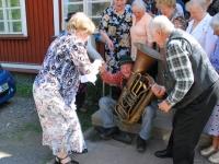 017 Sindi pensionärid klubilõunal. Foto: Urmas Saard