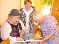 018 Sindi pensionärid klubilõunal. Foto: Urmas Saard