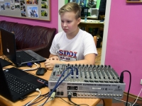 005 Sindi Raadio sai aastaseks. Foto: Urmas Saard