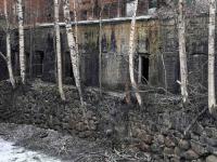 001 Sindi vabriku varisemisohtlikud hooned. Foto: Urmas Saard