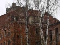 004 Sindi vabriku varisemisohtlikud hooned. Foto: Urmas Saard
