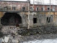 006 Sindi vabriku varisemisohtlikud hooned. Foto: Urmas Saard