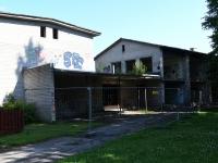 005 Sindis, Pärnu mnt 26 hoone lammutamine. Foto: Urmas Saard