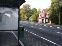 003 Sindit läbiv Pärnu ja Tori vaheline uunedatud teelõik. Foto: Urmas Saard
