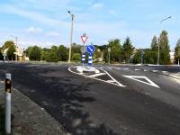 007 Sindit läbiv Pärnu ja Tori vaheline uunedatud teelõik. Foto: Urmas Saard