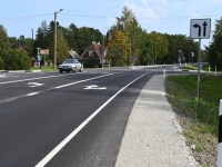 008 Sindit läbiv Pärnu ja Tori vaheline uunedatud teelõik. Foto: Urmas Saard