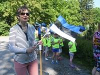 011 Sinimustvalge lipu 135. aastapäev. Foto: Urmas Saard