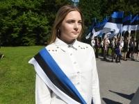 017 Sinimustvalge lipu 135. aastapäev. Foto: Urmas Saard