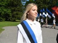 019 Sinimustvalge lipu 135. aastapäev. Foto: Urmas Saard
