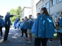 021 Sinimustvalge lipu 135. aastapäev. Foto: Urmas Saard