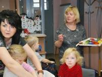 015 Sõbrapäeval Sindi lasteaias. Foto: Urmas Saard