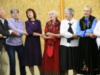 048 Sügiskuld tähistas oma viieteistkümnendat koos sintlastega. Foto: Urmas Saard