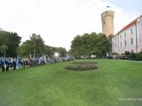 004 Taasiseseisvumispäev Tallinnas. Foto: Peeter Hütt