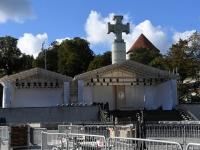 009 Tallinn paavst Franciscus'e ootel. Foto: Urmas Saard