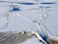 016 Talv Pärnu jõel. Foto: Urmas Saard