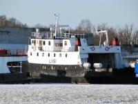 018 Talv Pärnu jõel. Foto: Urmas Saard