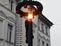 009 Talvevalguse promenaadil ja jõuluaatriumis. Foto: Urmas Saard